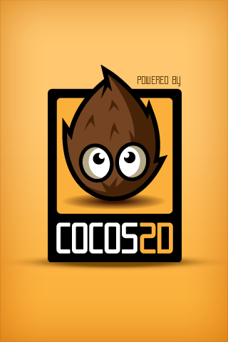 Powered by Cocos2D for iPhone